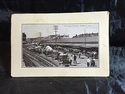 Jersey Coffee Litho Trade Card Victorian Dayton Spice Mills Co. New Orleans LA