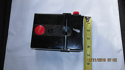 David White Realist Red Button Stereoscopic Viewer