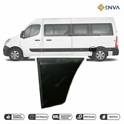 Renault Master 2010-2016 Side Moulding Strip Rear Panel Left Side