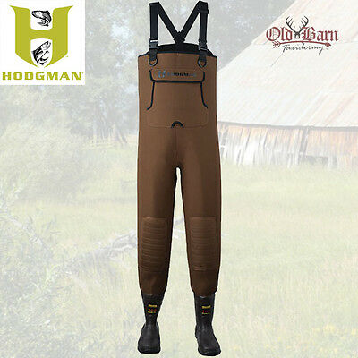Hodgman Caster Neoprene Cleat Bootfoot Chest Waders Size 7-13