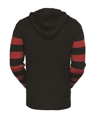 Roland Sands Designs Mens Folsom Sweater Wool Blend Zip Up Layering Casual Hoody
