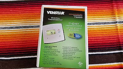 Venstar Commercial 7-Day Programmable Thermostat T2800