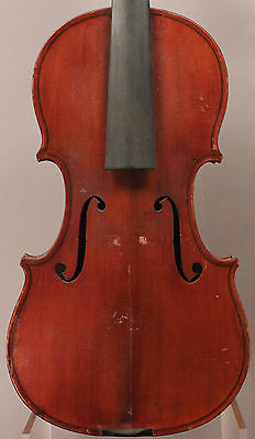 Old, Antique, Vintage Violin Antonio Stradivarius 1721 for set up 3/4 size