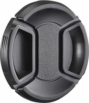 Insignia Lens Cap for Canon Nikon Sony Replacement 52mm