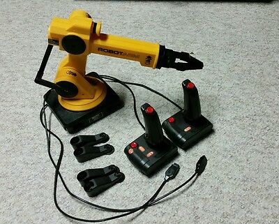 SVI-2000 Robotarm Electronically Driven 5 axes w joystick 5 axis Quickshot