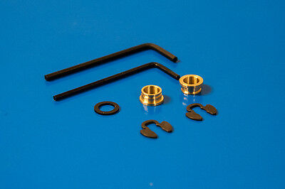 Tempest Arcade Spinner Rebuild Kit - Brass Bushings