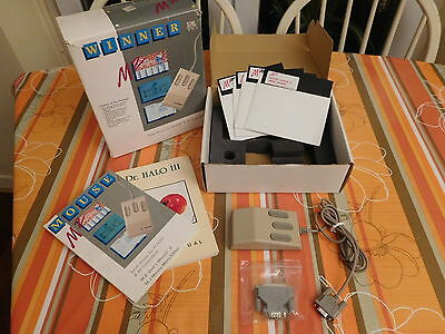 Vintage boxed NOS PC XT/AT Serial Mouse WINNER M-2