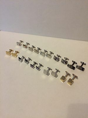 Wd Designer Cufflinks x 10 pairs job lot  total rrp £145.00 + unboxed new gifts
