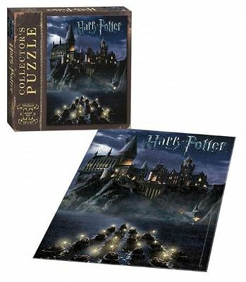 "World Of Harry Potter: 550-Piece Collector's Puzzle - Hogwarts 18"" x 24"" NEW"