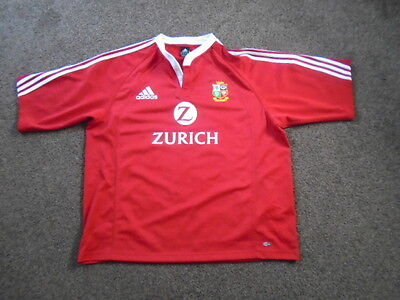 British Lions Rugby Shirt ( New Zealand 2005 ) Size 2Xl