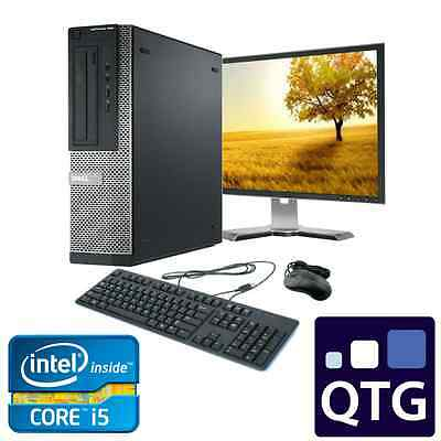 Dell Optiplex 7010 Core I5 3.20 GHz 8GB RAM 1TB HDD DVDRW Windows 10 Desktop