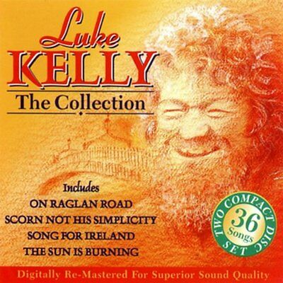Luke Kelly The Collection Cd - (The Dubliners)
