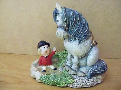 Royal Doulton John Beswick  Thelwell  EARLY BATH    1985 ONLY