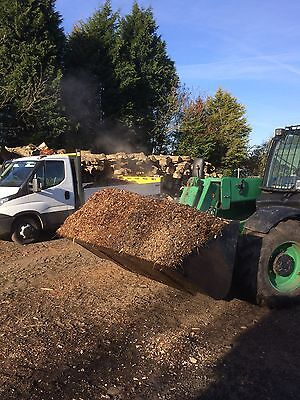 Wood Chip / Mulch  (Flat Bed Tipper Truck Load - Delivery Available)