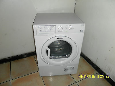 Hotpoint 9 Kg Condenser Dryer, New Warranted, Ex-Display, Quality Tested.