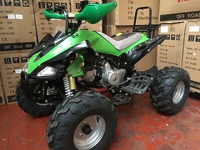 New 2017 125cc Quad Bike /ATV /Pit Bike