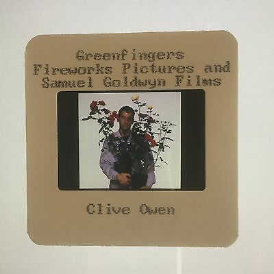 3817 GREENFINGERS 35mm Transparency 2000 Clive Owen