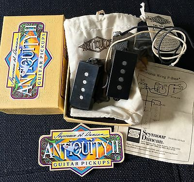 Seymour Duncan Antiquity II The 60's Pride For P Bass