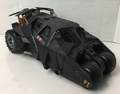 2005 Tyco Bat mobile Radio Controlled Without Remote Batmobile Untested