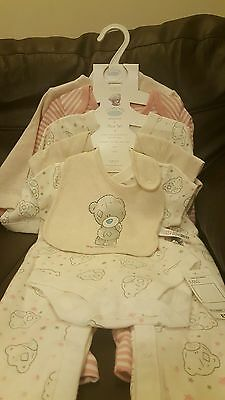 M&S ME TO YOU 7 piece baby set (newborn to 3-6mths)