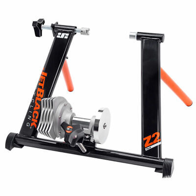 Jetblack Z2 Fluid Cycling Home Trainer with Lite APP