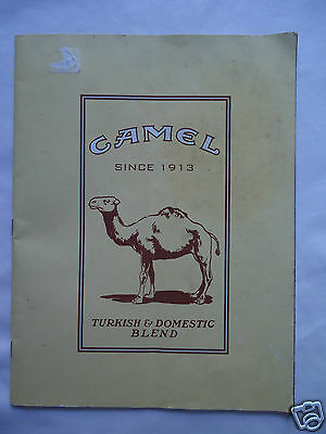 THE CAMEL CO. RETAIL CATALOG 2nd Edition Fall 1995 RJR TOBACCO CO.