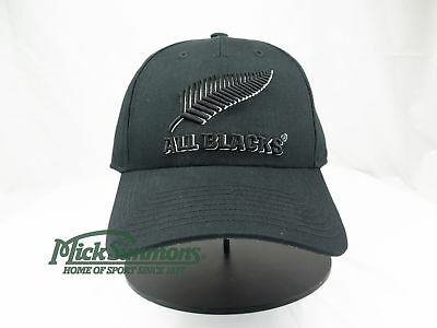 NEW All Blacks 2017 Curved Visor Adjustable Cap by adidas