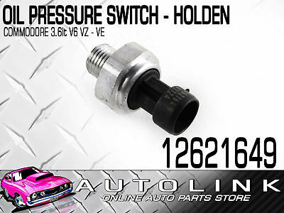 Gm Oil Pressure Switch Suit Holden Calais Vz Ve 3.6L V6 Leo Ly7 Alloytec Engine