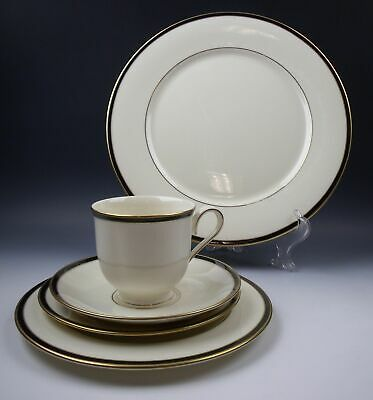 Lenox China URBAN LIGHTS 5 Piece Place Setting(s) EXCELLENT