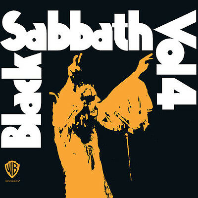 Black Sabbath - Vol. 4 [New CD]