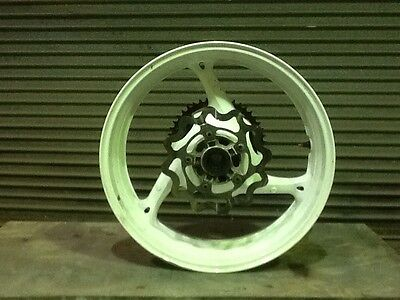 Suzuki Gsxr 1000 750 600 Rear Wheel