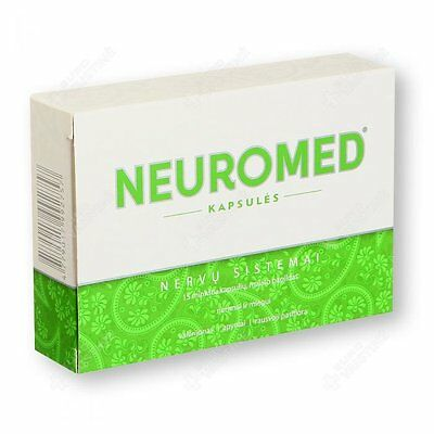 NEUROMED, N15 calms the nervous system and improves sleep