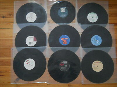 9 x Maxi LP Sammlung Simple Minds Promised you a miracle League of Nations Sweat
