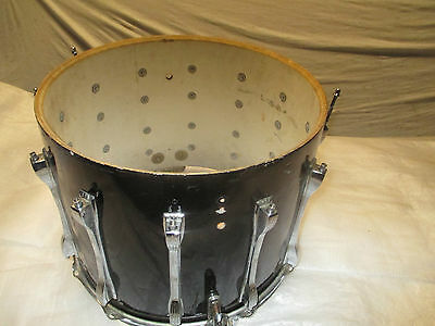 80's LUDWIG MARCHING SNARE DRUM - made in USA