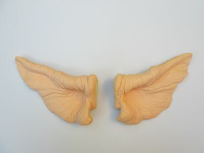 Rare Prop Movie GREMLINS II EARS Replica from Original Paire Oreilles de Gremlin