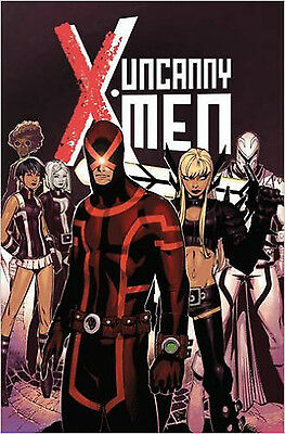 Uncanny X-Men Vol. 1, New, Frazier Irving, Chris Bachalo, Brian Michael Bendis B