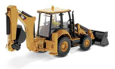 Diecast Masters 85249 1:50 Scale Cat 432F2 Backhoe  (Mib)