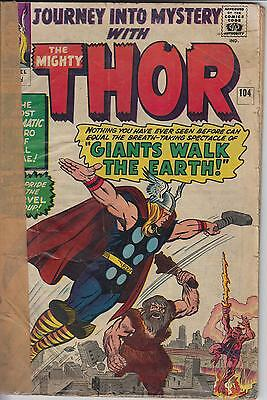 Thor (Journey into Mystery) 104 - 1964 - Kirby - Tales of Asgard
