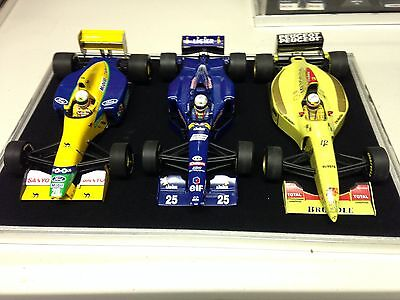 F1 Martin Brundle Car And Helmet Collection