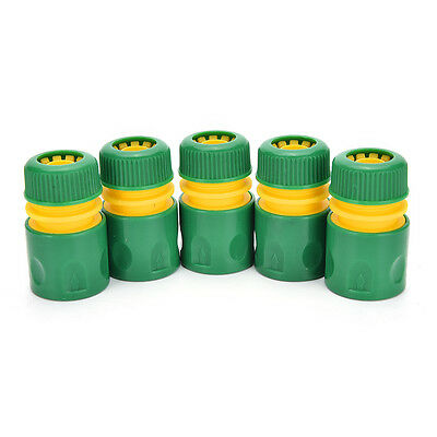Garden Tap Water Hose Pipe Connector Quick Connect Adapter Fitting Watering oc