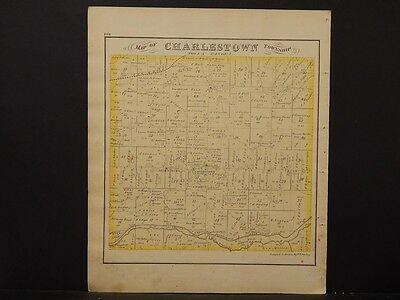 Ohio, Portage County Map, 1874, Charlestown Township, J1#34