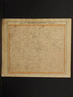 Ohio, Portage County Map, 1874, Rootstown Township, J1#46