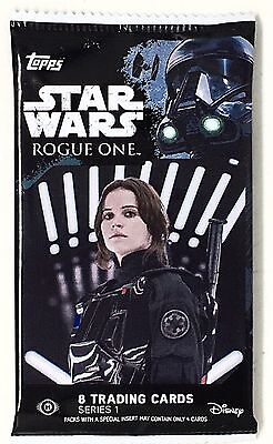 Star Wars Rogue One Series 1 Hobby Pack (Topps 2016)