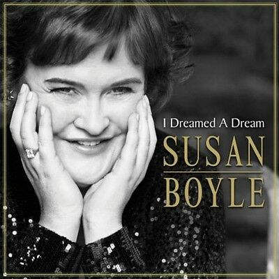 Susan Boyle - I Dreamed a Dream [New CD] UK - Import