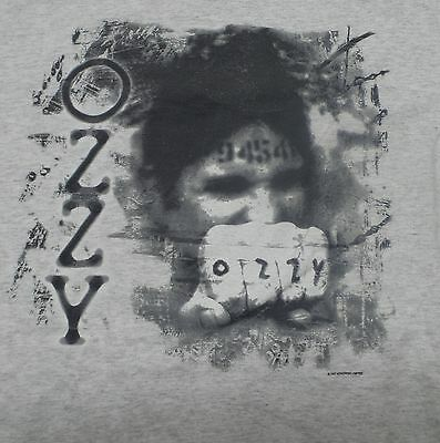 Vintage Ozzy 1997 T-Shirt New Without Tags Xl Tt22