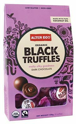 ALTER ECO Dark Chocolate Truffles 108g x 2