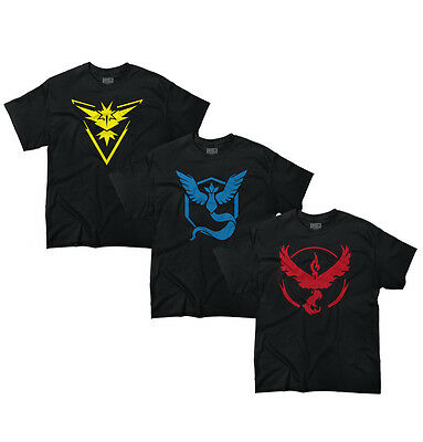 Team Valor Pokemon Shirt | Go Red Moltres Pikachu Gamer Nerd T Shirt