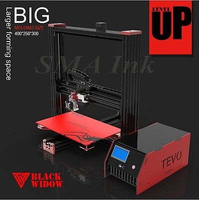 New Tevo Black Widow 3D Printer DIY Kit (pick up)