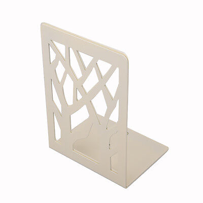 2 Pieces/lots Decorative Bookends Reading Book Shelf Holder Ends Stationery