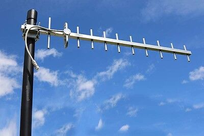 13dBi 3G 850MHz 900MHz Yagi Antenna Suitable for Telstra, Optus or Vodafone 3G